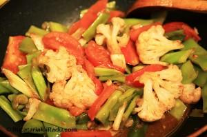 curry de legume reteta