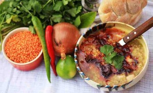 Dal indian ciorba de linte reteta culinara