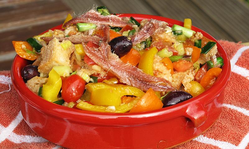 panzanella reteta culinara