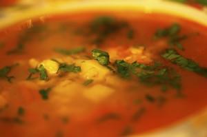 reteta culinara supa de zdrente