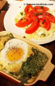 sufleu de urzici reteta culinara