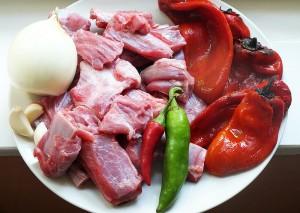 tocanita de vitel ingrediente reteta