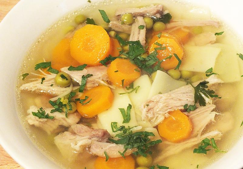 supa de vitel