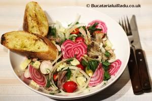 salata sfecla cruda