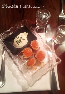 caviar rosu la sobraine