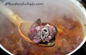 reteta culinara fasole cu ciolan