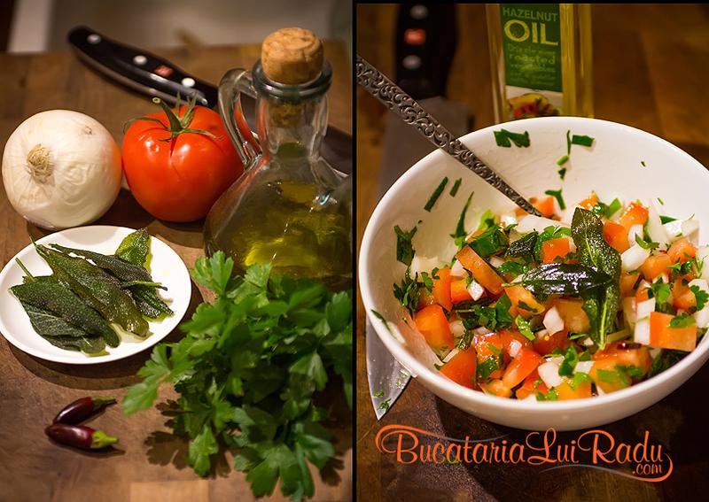 mamaliga salsa