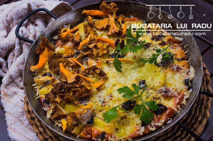 tortilla spaniola 1
