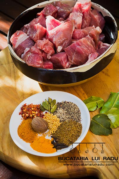curry de miel ingrediente