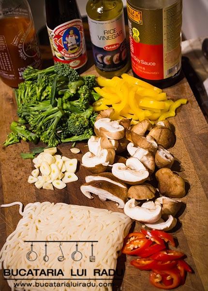 legume la wok ingrediente
