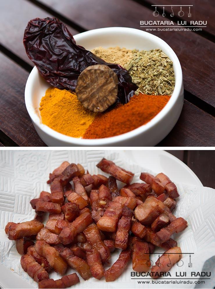 supa de dovleac picanta ingrediente