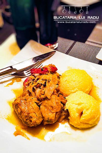 La Bucatarul Vesel restaurant