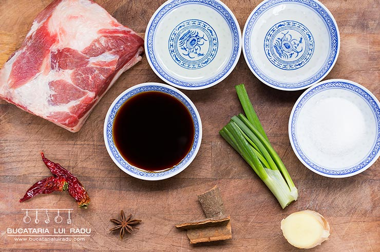 porc chinezesc ingrediente