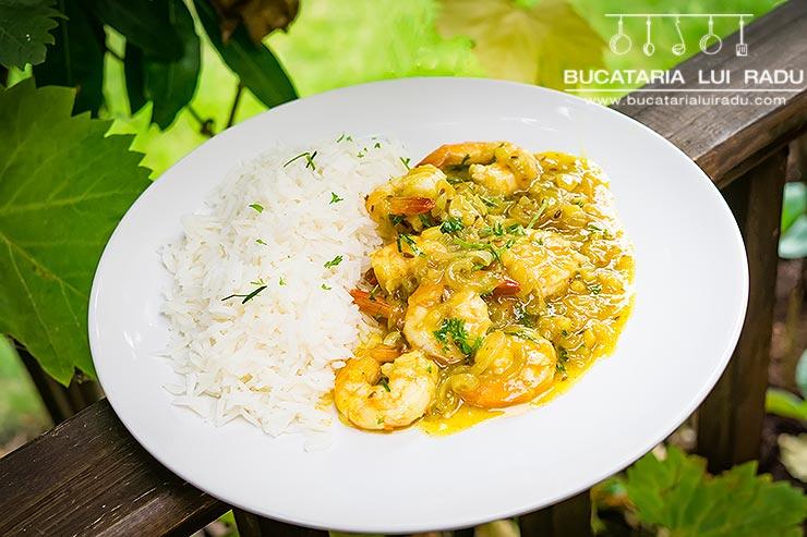 reteta de curry simpla