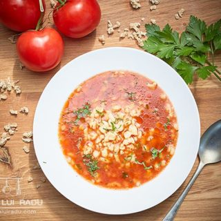 reteta supa cu razalai