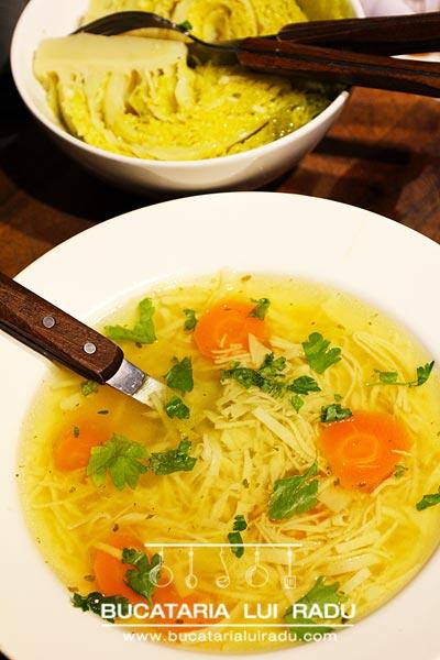 supa de taietei reteta culinara