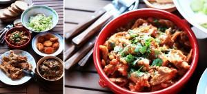 ciulama de ciuperci reteta culinara