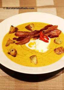 supa de dovleac reteta culinara