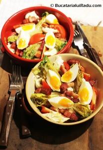 salata cu oua reteta culinara
