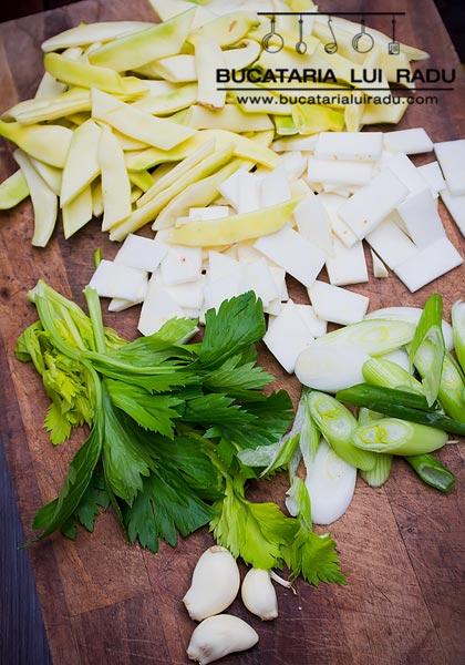 salata de fasole verde 1