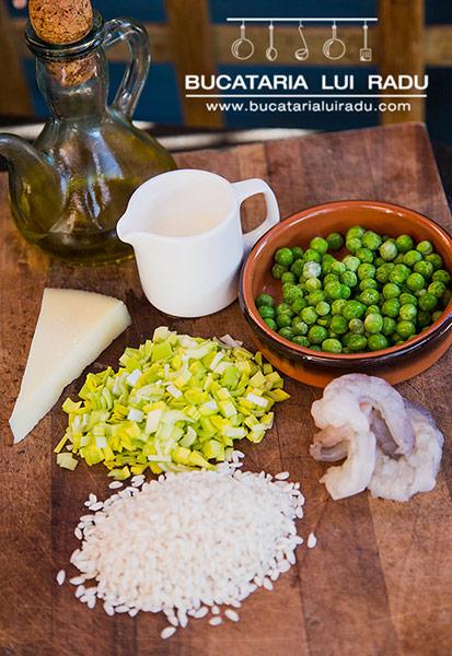 risotto cu creveti ingrediente