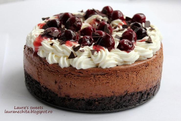 cheesecake padurea neagra final