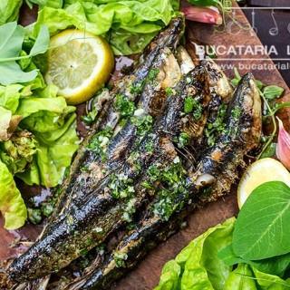 reteta sardine la grill