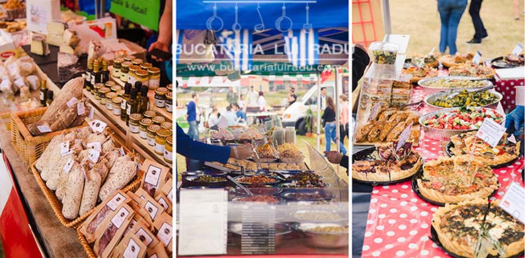 foodies festival expozitia cu mancare