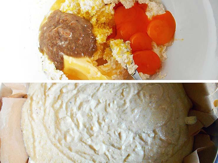 reteta prajitura cu branza dulce